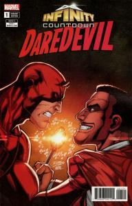 Infinity Countdown Daredevil #1 Lim Variant (Marvel, 2018) NM