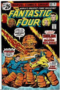 Fantastic Four (1961 1st Series) #169, VF-