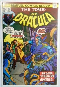 Tomb of Dracula (1st Series) #25, JC Penney Reprints 8.0/VF (1994)