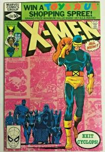 UNCANNY X-MEN#138 FN/VF 1980 MARVEL BRONZE AGE COMICS