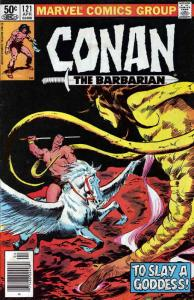 Conan the Barbarian #121 FN; Marvel | save on shipping - details inside