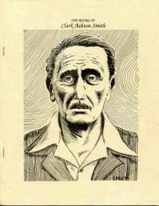 The Books of CLARK ASHTON SMITH, VF/NM, 1987, Ltd, Softcover, Joseph Bell, #58