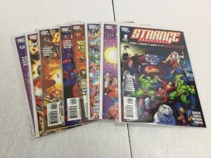 Strange Adventures 1-8 Lot Set Run Nm Near Mint DC Comics IK