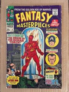 Fantasy Masterpieces #9