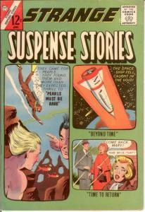 STRANGE SUSPENSE STORIES (1955-1965 CHARLTON) 65 VG-F COMICS BOOK