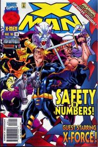 X-Man #18, VF+ (Stock photo)