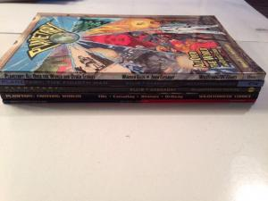 Planetary Vol 1-3 Crossing Worlds Ruling The World Tpb Lot Set Run