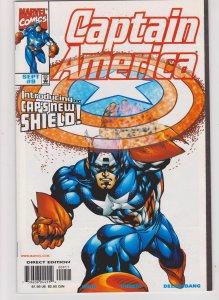 Captain America Vol 3 #9