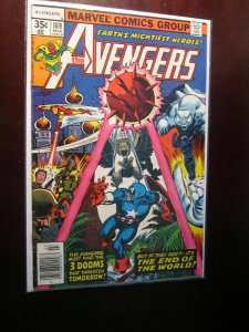 Avengers (1963 1st Series) #169 - 8.0 VF - 1978 - NewsStand