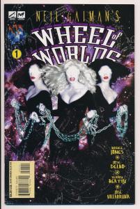 Neil Gaiman's Wheel of World's #1 - Tekno Comics ~ VF/NM (HX136)