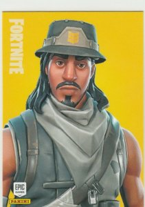 Fortnite Infiltrator 174 Rare Outfit Panini 2019 trading card series 1