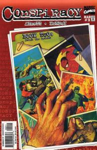 Conspiracy #2 VF/NM; Marvel | save on shipping - details inside
