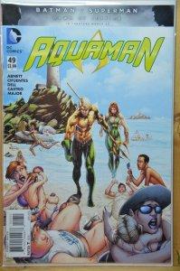 Aquaman #49 (2016) VF-NM