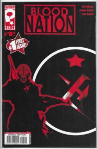 Blood Nation   #1 of 4 VF/NM