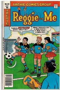 REGGIE & ME (1966-1980)122 VF April 1980 COMICS BOOK