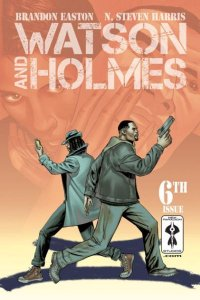 Watson and Holmes #6, NM- (Stock photo)