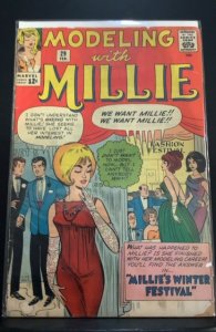Modeling With Millie #29 (1964)