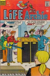 Life with Archie (1958 series) #97, Fine (Stock photo)