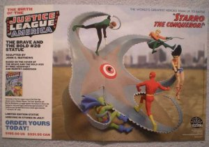 JUSTICE LEAGUE OF AMERICA BRAVE AND THE BOLD #28 promo, more in our store