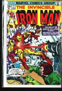 Iron Man #77 (1975)
