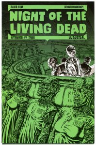 NIGHT of the LIVING DEAD Aftermath #4, NM, Terror, 2012, more NOTLD in store