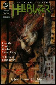 Hellblazer #1 1988- John Constantine- Vertigo DC Comics Modern Key NM