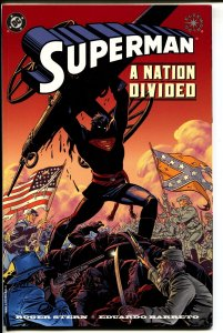 Superman: A Nation Divided-Roger Stern