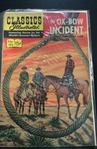 Classics Illustrated #125 (1955)