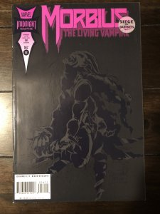 Morbius the living vampire #16