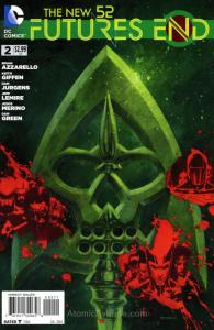 New 52, The: Futures End #2 VF/NM; DC | save on shipping - details inside