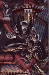 Shadowhawk III #1, NM + (Stock photo)