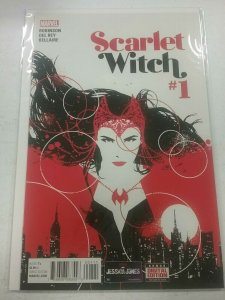Scarlet Witch #1 (2016) NM - Marvel Comics NW53