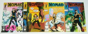 Nomad #1-4 VF/NM complete series - captain america - fabian nicieza 2 3 marvel