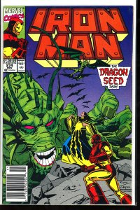 Iron Man #274 (1991)