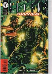 Aliens: Survival #3 (1998)