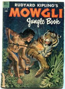 Mowgli Jungle Book- Four Color Comics #487 1953 G