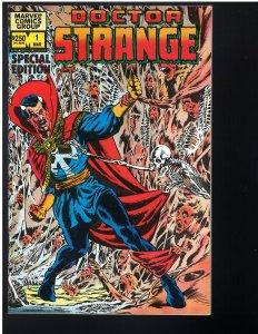 Doctor Strange: Special Edition  #1 (Marvel, 1983)