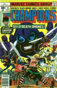 Champions, The (Marvel) #15 FN; Marvel | save on shipping - details inside
