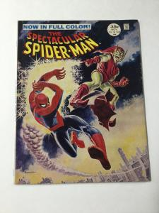 The Spectacular Spider-Man 1 2 Fn Fine 6.0 Tape On Spine On 1 Non-Parell Corp