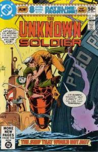 Unknown Soldier #244 FN; DC | save on shipping - details inside