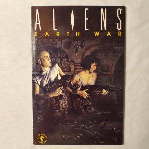 Aliens Earth War TPB 1 Fine Cover by John Bolton