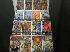 AUTHORITY (1999WS) 1-29  the COMPLETE series! S&A pick