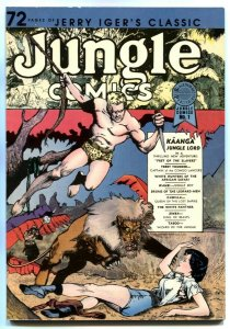 Jungle Comics #1 1986- Golden Age reprint FN
