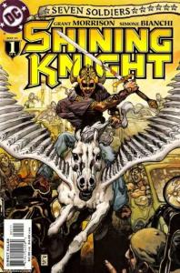 Seven Soldiers: Shining Knight #1, NM (Stock photo)