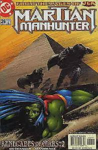 Martian Manhunter #26 VF/NM; DC | save on shipping - details inside