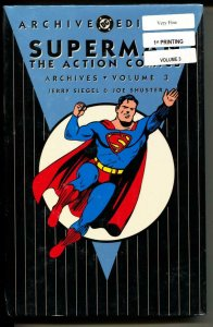 Superman: The Action Comics Archives 3 hardcover- sealed