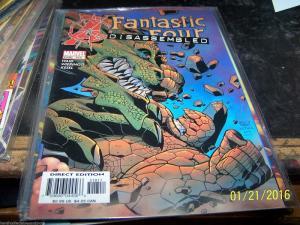 FANTASTIC FOUR  #518    2004 MARVEL  avengers disassembled