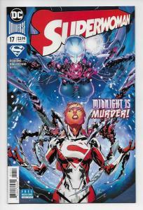 Superwoman #17 Rebirth Main Cvr (DC, 2018) NM