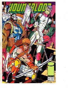 23 Youngblood Image Comic Books 0 (3) 1 (3) 2 (2) 3 (2) 4 (2) & 1 (3) 2 (2) J227