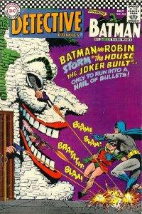 Detective Comics #365 (ungraded) stock photo / SCM